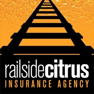 Railside Citrus Insurance Agency logo