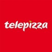logotipo de la empresa Telepizza