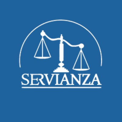 logotipo de la empresa Servianza