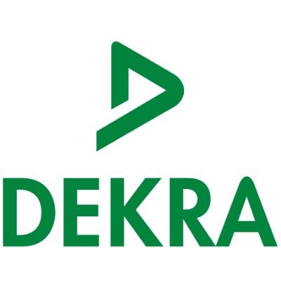 logotipo de la empresa DEKRA Testing and Certification, S.A.U.