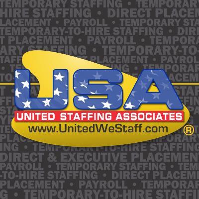 Working at United Staffing Associates in Las Vegas, NV