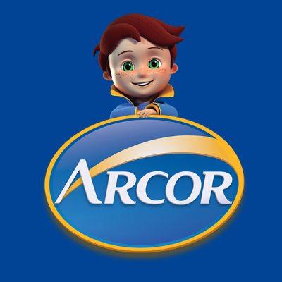 logotipo de la empresa Grupo Arcor
