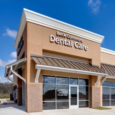 Beck Commons Dental Care logo