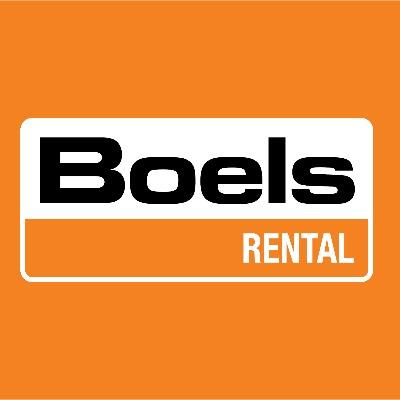 Logo van Boels