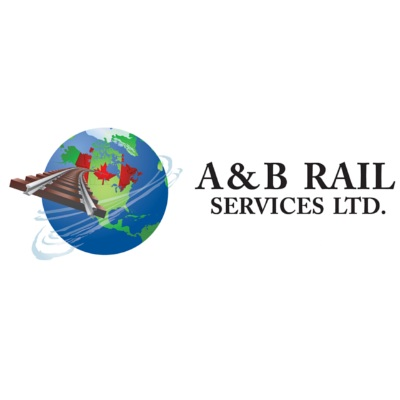 Logo A&B Rail Services Ltd