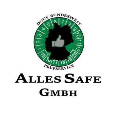 Alles Safe GmbH Prüfservice-Logo