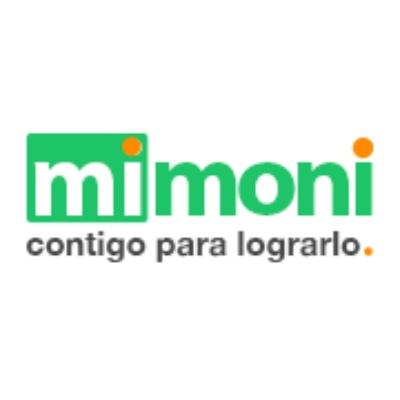 logotipo de la empresa mimoni