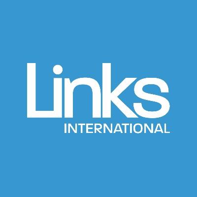 Links International logo