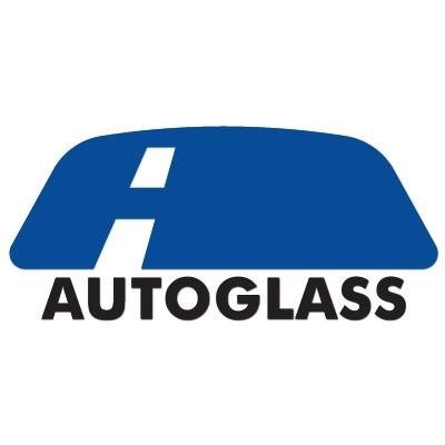 Logotipo - AUTOGLASS - Solução em vidros e peças automotivas