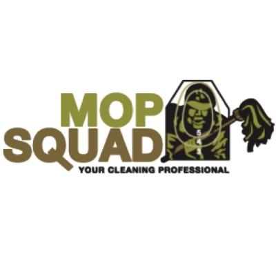 Mop Squad logo