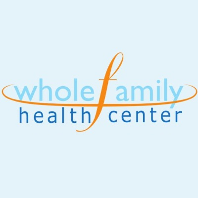 Whole Family Health Center logo