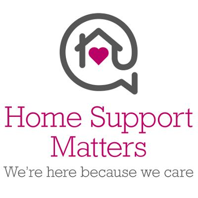 Home Support Matters logo