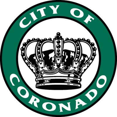 City of Coronado, CA logo