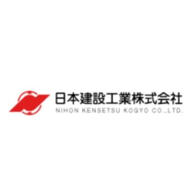 日本建設工業株式会社のロゴ