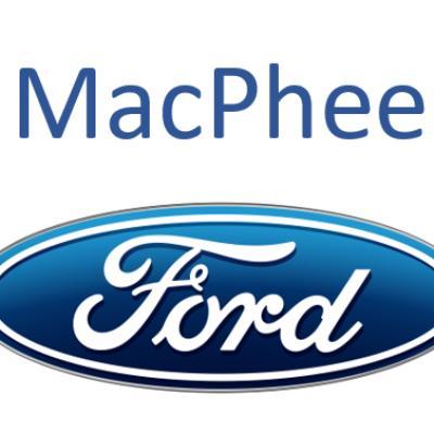 MacPhee Ford logo