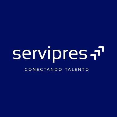 logotipo de la empresa ServiPres
