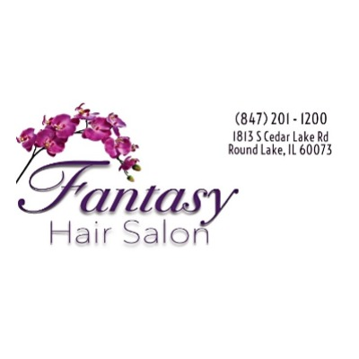 Fantasy Hair Salon logo