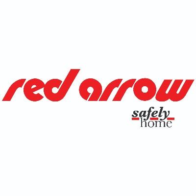 Red Arrow Motorcoach company logo