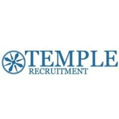 Temple Recruitment logo