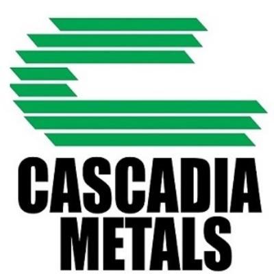 Cascadia Metals logo