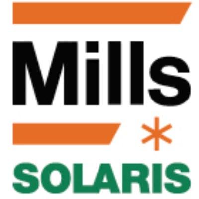 Logotipo - Mills Solaris