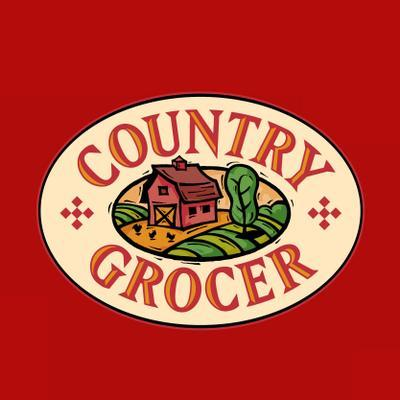 Logo COUNTRY GROCER