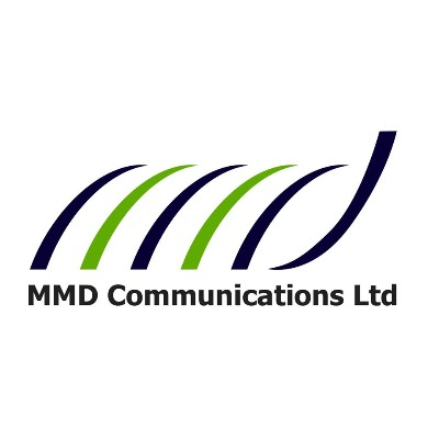 MMD Communications Ltd - An O2 Franchise logo