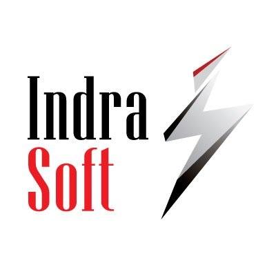 IndraSoft logo