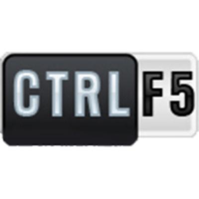 controlf5 logo