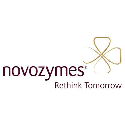 logo for Novozymes