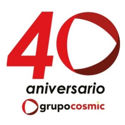 logotipo de la empresa Grupo Cosmic