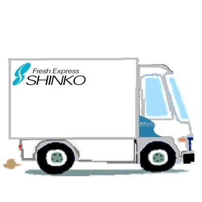 株式会社新晃のロゴ