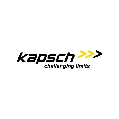 logotipo de la empresa Kapsch TrafficCom