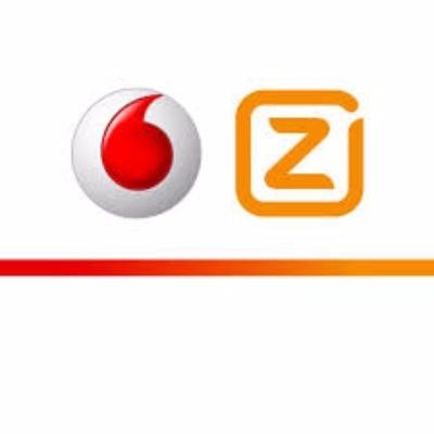 Logo van Vodafoneziggo