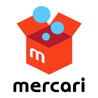 株式会社メルカリのロゴ