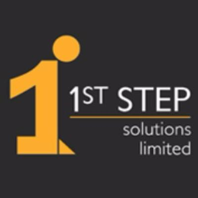 1st Step Solutions company logo