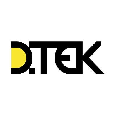 Лого компании ДТЭК