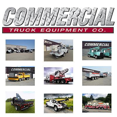 Logo Commercial Truck Equipment Co.