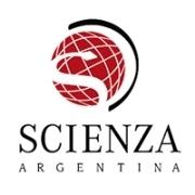 logotipo de la empresa Scienza Argentina