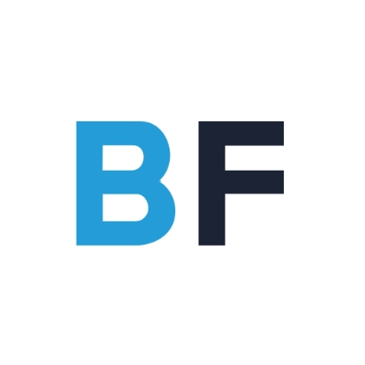 Blue Frontend logo