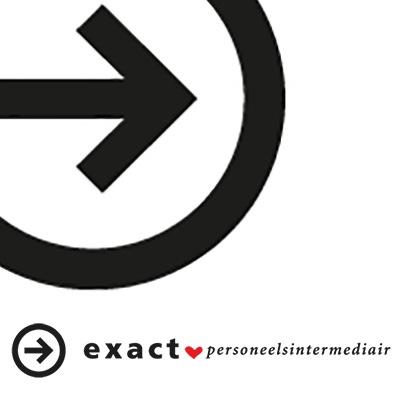 Logo van Exact personeelsintermediair