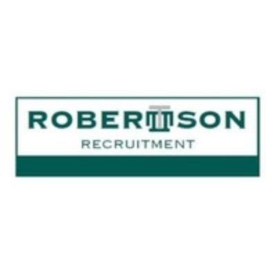 Robertson Recruitment logo