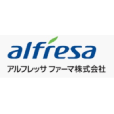 アルフレッサ ファーマ株式会社のロゴ