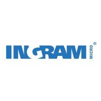 logotipo de la empresa Ingram Micro