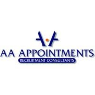 AA Appointments logo