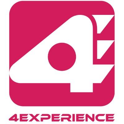 Logo firmy - 4Experience Sp. z o. o.