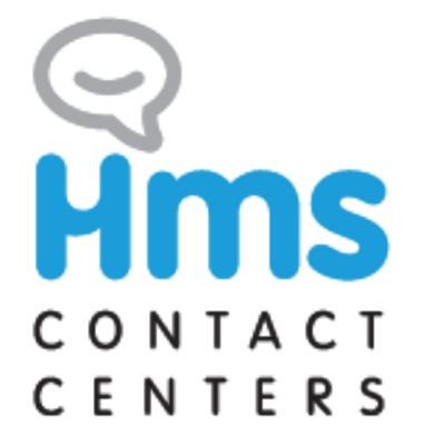 Logo van HMS Contact Centers