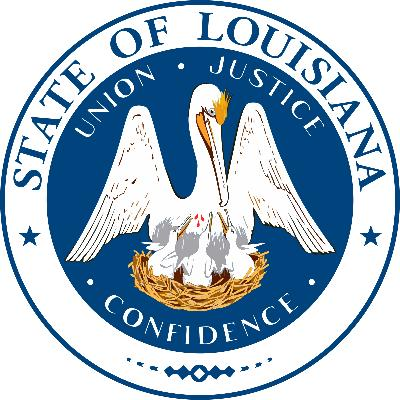 State of Louisiana logo