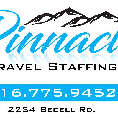 Pinnacle Travel Staffing logo