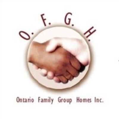 Logo Ontario Family Group Homes